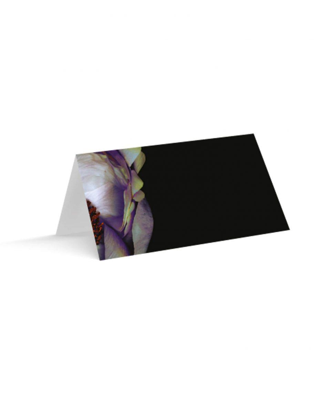 Dark flowers winietka tył