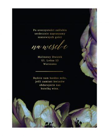 Dark flowers karta informacyjna