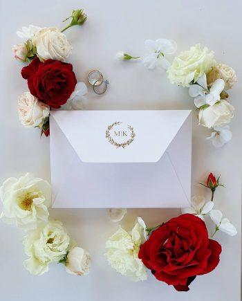 Koperta Perfect Roses