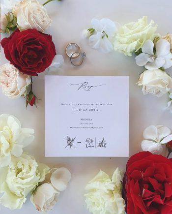 Potwierdzenie RSVP Perfect Roses